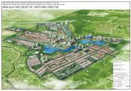 Liền kề, biệt thư khu đô thị Thanh Hà Mường Thanh nhiều vị trí đẹp giá hấp dẫn.