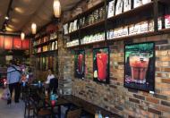 Bán quán cà phê MT đường Phạm Hữu Lầu Quận 7, DT 5x18,5m, đang KD thu nhập 40 tr/ th. Giá 5,2 tỷ