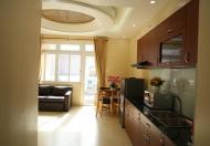 Cho thuê CHDV khu Phan Xích Long, Phú Nhuận. Diện tích 60m2, nội thất châu Âu, giá 13 triệu/tháng