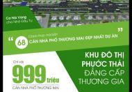 Hot 30% sở hữu nhà phố Phước Thái – Biên Hòa – Đồng Nai