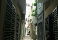 Cho thuê nhà riêng ngõ rộng phố Chùa Bộc 24m2x3.5mx3T (6 tr/th)