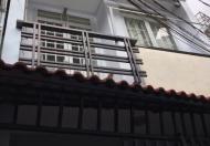 Bán nhà sổ hồng riêng, Huỳnh Tấn Phát, Nhà Bè, DT 4x10m, 1 trệt 1 lầu, gồm 2 phòng ngủ. Giá 1,55 tỷ