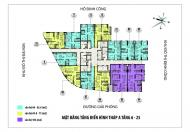 Bán gấp chung cư CT36 Dearm Home, Định Công, giá 20tr/m2, diện tích 69.8m2