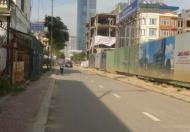 Bán chính chủ 2500m2 đất tại Trung Kính, mặt tiền 30m, GPXD 17 tầng