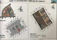 Bán căn 1224 HH02 Chung cư Thanh Hà Cienco 5