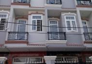 Bán nhà khu vực Lê Văn Lương, Nhà Bè, 3 lầu, đường trước nhà 6m