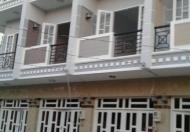 Bán nhà mới đẹp, hẻm 8m, Huỳnh Tấn Phát, Nhà Bè, 3 tầng, 4 PN. Giá 1,22 tỷ