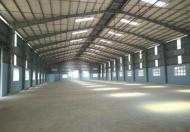 Cho thuê kho, nhà xưởng 2000m2 tại KCN Thụy Vân, Việt Trì, Phú Thọ