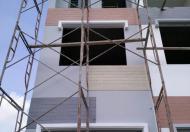 Nhà 2 lầu DT 3.2x14m, SD 134m2, 4PN, hẻm xe hơi
