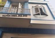 Nhà 4 tầng 2 mặt thoáng độc lập khung cột,taxi đỗ cửa ngõ 261 Trần Nguyên Hãn.Hướng TB. Giá 1.65 tỷ