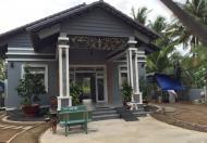 Chính chủ bán nhà biệt thự vườn ngay TP Bến Tre gần cầu Hàm Luông sổ hồng