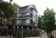 Cần bán căn biệt thự Trung Hòa Nhân Chính, DT 193m2 x 4 tầng, căn góc hướng Đông Nam, SĐCC