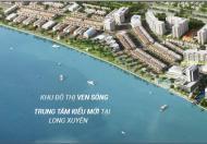 Dự án khu đô thị ven Sông Tây Sông Hậu (Diamond City An Giang)