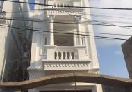 Bán nhà mới đẹp đường nhựa 12m Huỳnh Tấn Phát, Nhà Bè, DT 5,6x17m, 1 trệt 2L, sân thượng. Giá 3,8tỷ