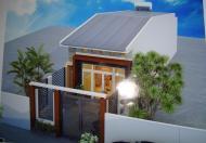 Nhà đang thi công đường hẻm Nguyễn Thiếp, 5*25m