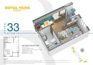 Mua nhà xinh rinh SH dự án Royal Park