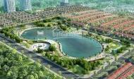 Bán gấp nhà liền kề FLC Đại Mỗ dt 96m2, mặt hồ, mt 7m, tự xây