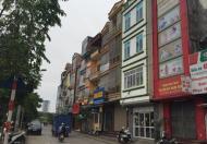 Cho thuê gấp nhà mặt phố Nguyễn Ngọc Vũ DT: 140m2 x 1,5 tầng, MT 6m