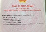 Bán đất thổ 155,2m2 thành phố Cao Lãnh