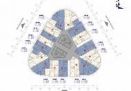 Cần chuyển nhượng các căn hot 06, 07, 01, 12 dự án toà B Golden Heart Kim Văn Kim Lũ- Vinaconex 2