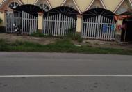 Bán gấp ngôi nhà mặt tiền 5 căn, ngay đường Hùng Vương, Phước An, Nhơn Trạch