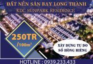 Bán đất nền dự án tại KDC Song Phương, cách sân bay Long Thành 5km