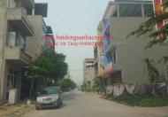 Bán lô đất giãn dân khu 3, Đại Phúc. TP.Bắc Ninh