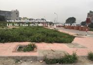 Bán lô đất giãn dân tại khu Bãi Nếp, Hòa Đình, TP.Bắc Ninh