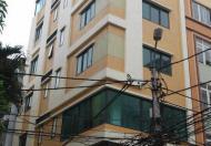 Bán tòa nhà mặt phố lô góc Nguyễn Xiển diện tích 55m2x 7 tầng