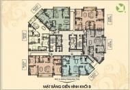 Chính chủ bán chung cư N04 Hoàng Đạo Thúy, căn 128m2, tòa B, giá 38tr/m2. LH: 0933177666