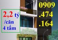 Nơi đầu tư Lý tường, khu phố Liên Phường Star, 2,2 tỷ/căn 4 tầng, tại mặt tiền đường Liên Phường
