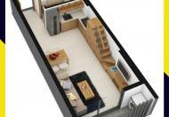 Chỉ 4 triệu mỗi tháng, sở hữu ngay căn hộ officetel thiết kế thông minh tiện ích liền kề quận 2