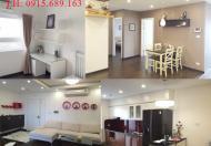 Chính chủ cho thuê căn hộ CC Hei Tower 80m2, 2PN giá 12tr/tháng
