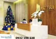 Cho thuê căn hộ Masteri, 2 phòng ngủ,  sân vườn, LH 097 33 88 347