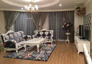 Cho thuê căn hộ nội thất sang trọng 3 phòng ngủ, 138m2, 3 phòng ngủ, đủ đồ, 21 triệu/tháng