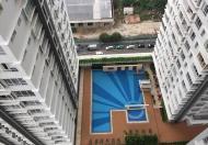 Cho thuê căn hộ Sunrise City Block V3, căn góc, DT 106m2, 2pn, 2wc, nội thất dính tường, giá rẻ
