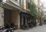Bán nhà mặt phố Trương Hán Siêu, Hoàn Kiếm, Hà Nội, 120m2, MT 4,2m 2 tầng, LH 0947799889