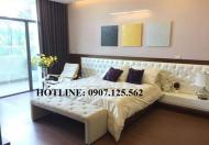 Cho thuê căn hộ 283 Khương Trung, DT: 90m2, 3PN đồ cơ bản