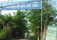 Bán đất vườn  Ấp Mũi Côn Đại xã Phước Hiệp huyện Củ Chi, DT:1740m2, Giá: 1 tỷ 680 triệu,lh:0933016826