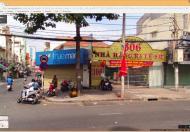 Bán nhà 2 mặt tiền 306 Nguyễn Thị Minh Khai, Quận 3 giá 298 tỷ