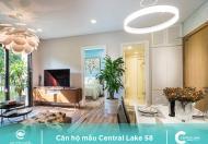 Tôi cần bán gấp căn 58 m2 1.2 tỷ giá bán chủ đầu tư chung cư Centre Lake- Ecopark