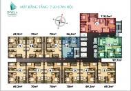 Căn hộ 2PN- 70m2 giá 1,8 tỷ D- Vela ngay mặt tiền đường nối trung tâm Thủ Thiêm- Thanh toán ưu việt