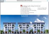 Ra mắt biệt thự Hateco 3 Xuân Phương Mỹ Đình- Giá hợp đồng góp vốn chỉ 45tr/m2