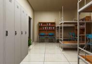 Cho thuê KTX cho sinh viên, giá 400- 500.000đ/giường