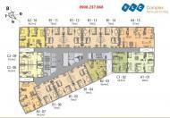 Nhận nhà ở luôn, CC bán chung cư FLC 36 Phạm Hùng, căn 1506: 70m2, giá bán 25tr/m2. LH 0906255790