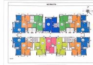 Chính chủ bán căn 61m2 tòa CT2A giá chỉ 26.5tr/m2. LH: 0917679656