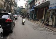 Bán nhà mặt phố Bùi Thị Xuân, Hai Bà Trưng DT 158m2, MT 6.1m
