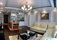 Cho thuê căn hộ tại tòa Tân Hoàng Minh, 36 Hoàng Cầu. DT 120m2, 3PN full đồ mới, giá 27tr/th (CTL)