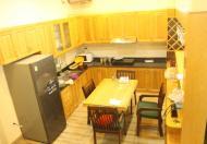 Cho thuê nhà riêng 55m2 x 4 tầng full đồ khu vực Ba Đình, LH 0973077094