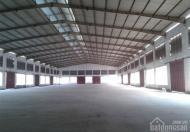Cho thuê kho xưởng 1500 m2, bãi đất trống 5000 m2 ở mặt đường Lê Thánh Tông giá rẻ